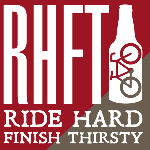 Ride Hard Finish Thirsty CX